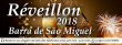 Réveillon 2018 em Barra de São Miguel/AL