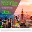 Nova York com Canadá 2018