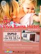 Vivá Barra Hotel – Dia das Mães – Barra de São Miguel – AL