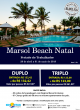 Marsol Beach Natal – Feriado do Trabalhador