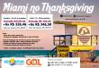 Miami no Thanksgiving