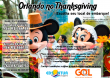 Orlando no Thanksgiving