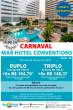 Carnaval Mar Hotel Conventions – Recife-PE