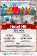 Hotel NB São João em Aracaju – SE