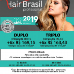 Hair Brasil Profissional 2019