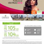 Hair Brasil Profissional São Paulo 2019
