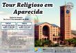 Tour Religioso em Aparecida em Setembro 2019