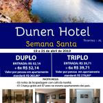 Dunen Hotel na Semana Santa