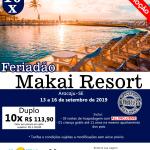 Feriadão Makai Resort