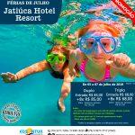 Férias de Julho de Jatiúca Hotel Resort