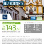 Belo Horizonte com Cidades Históricas