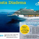 Costa Diadema - Cruzeiro
