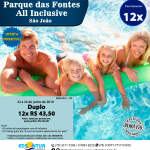 Parque das Fontes All Inclusive – São João