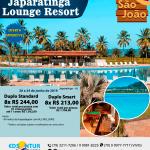 Japaratinga Lounge Resort em São João