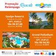 Promoção Relâmpago Resorts | Sauípe Resorts e  Grand Palladium
