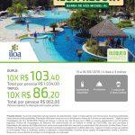 Emancipação Politica de Alagoas no Iloa Resort - Barra de São Miguel - AL