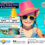Feriadão Enotel Acqua Club Convention em Porto de Galinhas - PE