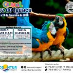Carnaval Foz do Iguaçu - 20 a 24 de Fevereiro de 2020