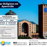 Tour Religioso em Aparecida - Janeiro 2020