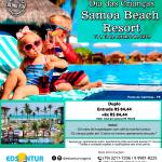 Dia das Crianças - Samoa Beach Resort - Porto de Galinha -PE