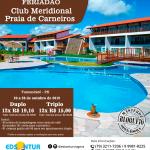 Feriadão Club Meidional Praia de Carneiros - Tamandaré-PE