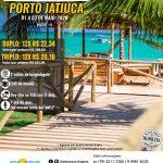 Dia do Trabalhador em Porto Jatiúca - Maceió-AL