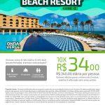 Coliseum Beach Resort em Beberibe-CE