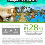 Hotel Parque das Fontes em Beberibe-CE