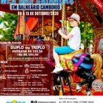 Mês das Crianças em Balneário Camboriú - 09 a 13 de Outubro 2020