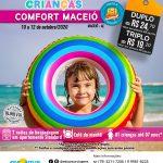 Dia das Crianças - Comfort Maceió 10 a 12 de Outubro 2020