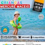 Dia das Crianças - Mercure Maceió - 10 a 12 de Outubro 2020