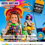Carnaval Hotel Soft Inn - Maceió-AL