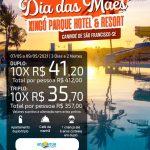 Dia das Mães - Xingó Parque Hotel
