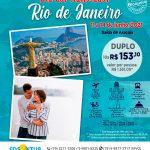 Dia dos Namorados - Rio de Janeiro - 11 a 14 de junho 2021