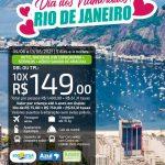 Dia dos Namorados - Rio de Janeiro