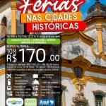 Férias nas cidades históricas - Minas Gerais