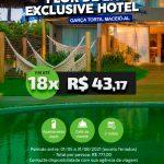 Flor de Lis Exclusive Hotel em Maceió - AL