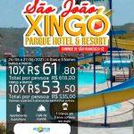 São João Xingó no Parque Hotel
