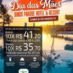 Dia das Mães no Xingó Parque Hotel e Resort - Xingó-SE