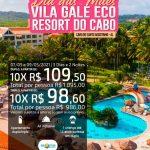 Dia das Mães - Vila Gale Eco Resort do Cabo - Caso de Santo Agostinho-AL