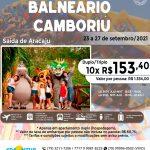 Balneário Camboriú - 23 a 27 de setembro 2021