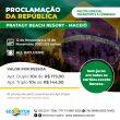 Proclamação da República - Pratagy Beach Resort - Maceió - AL