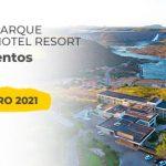 Xingó Parque Hotel Resort em 26 de Novembro